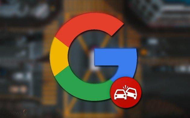 Google Pixel segurança acidente de carro