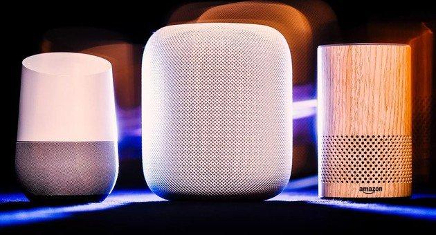 Google Assistant Amazon Alexa Siri