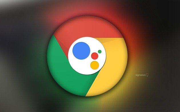 Google Chrome Google Assistant