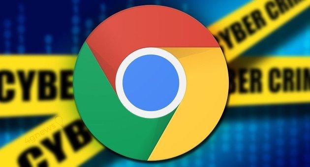 Google Chrome Scam