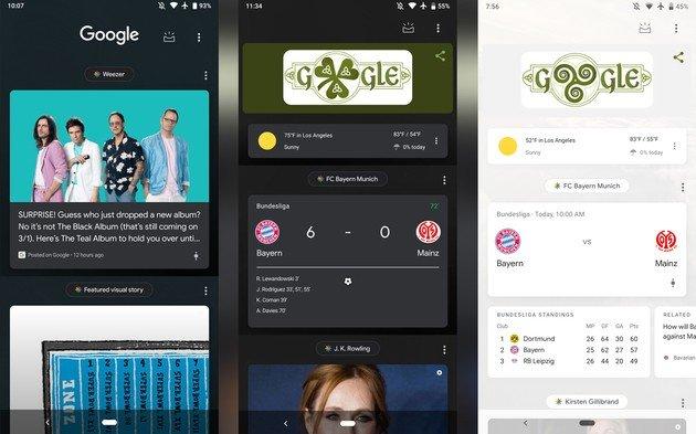 Google Doodle Pixel Launcher Android