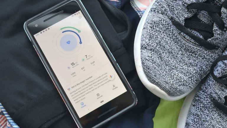 Google Fit vai passar a ter acesso exclusivo no Android e Wear OS