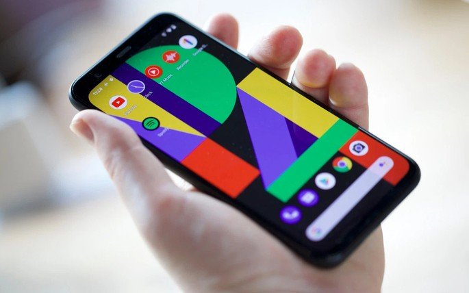 Google Pixel 4 ecrã 90Hz