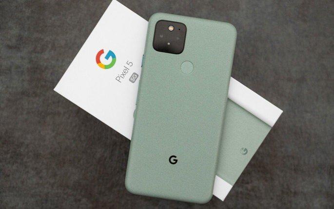 Google Pixel 5 problemas