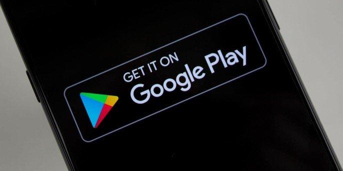 Google Play Store aplicações