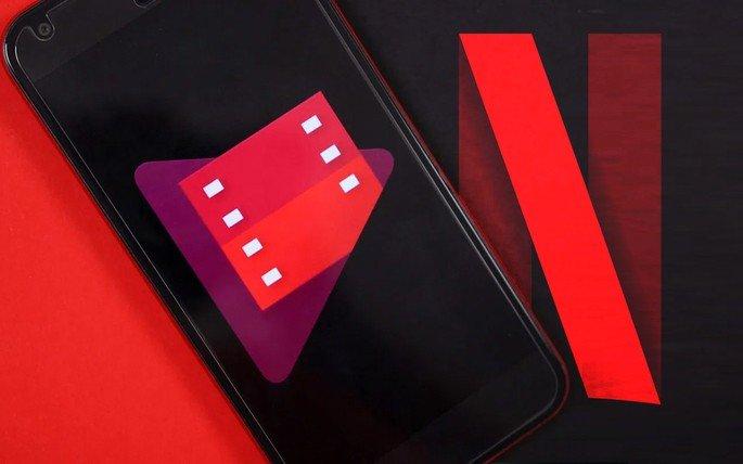 Google Play Store Netflix