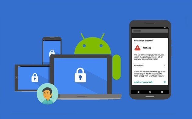 Google Protect Android