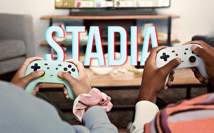 Google Stadia Pro jogos grátis janeiro