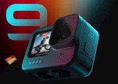 GoPro Hero 9 Black é oficial! Mais autonomia, 5K e mais um ecrã!
