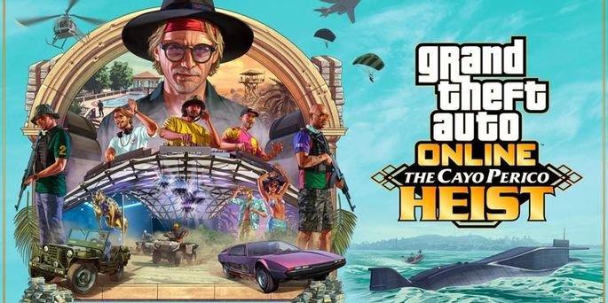 Expansão Cayo Perico Heist de GTA Online