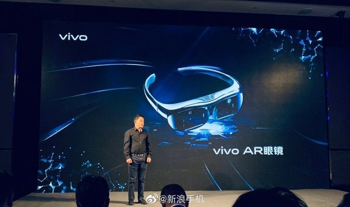 vivo ar glasses