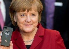 Governo Alemão compra 20 000 BlackBerry's