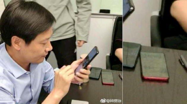 Xiaomi Redmi Pro 2 Lei Jun
