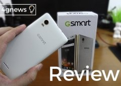 GSmart Elite Review/Análise - Performance & Humildade
