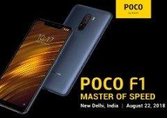 Há um ano o Xiaomi Pocophone F1 revolucionou o mercado! Estará o Pocophone F2 a caminho?