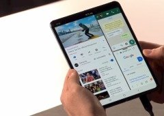 Vídeo de hands on do Galaxy Fold mostra vinco no ecrã