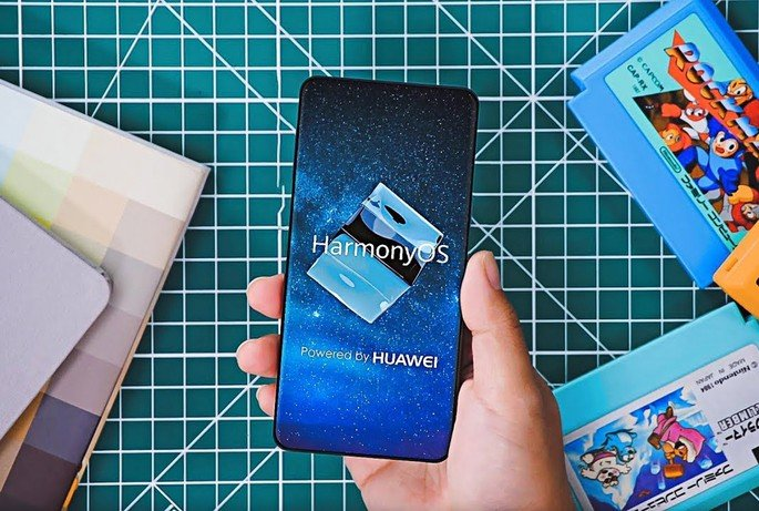 Huawei P40 deverá ser o primeiro smartphone com HarmonyOS