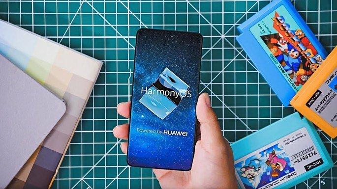 HarmonyOS Huawei substituto ao Android