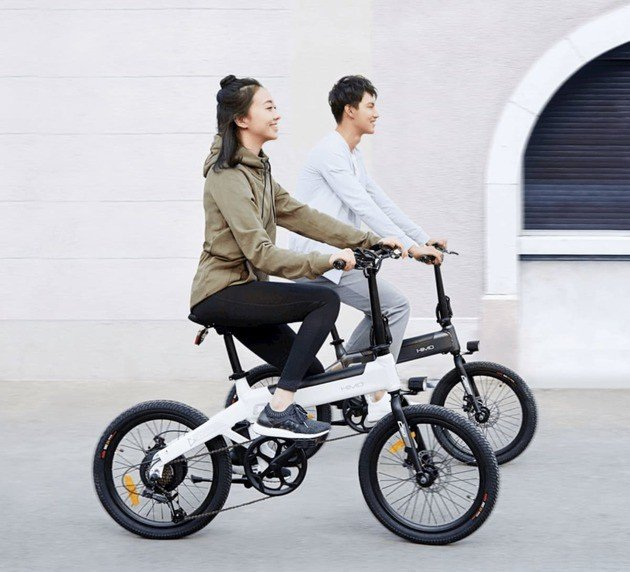 Xiaomi Himo C20 bicicleta elétrica