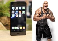 "The ""Rock"" 