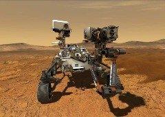 Histórico! NASA mostra aterragem da Perseverance em Marte (vídeo)