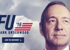 House of Cards: a nova temporada chega com uma campanha