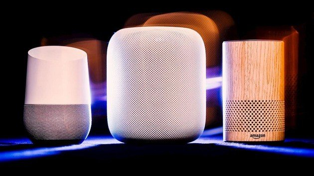 homepod echo google home