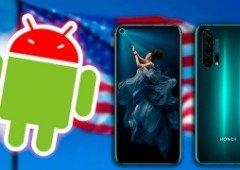 Honor 20 Pro não irá já para o mercado devido ao problema atual da Huawei