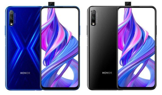 Huawei Honor 9X honor 9X Pro