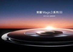 Honor Magic 3: vê aqui em direto o lançamento global do smartphone Android