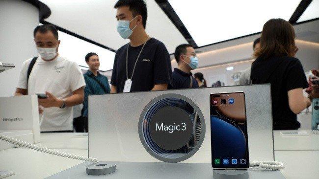 Honor Magic 3 Huawei