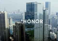 Honor não esconde o seu objetivo principal. A mira está centrada na Huawei!