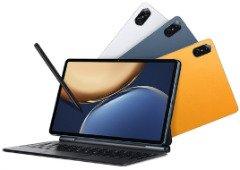 Honor Tab V7 Pro 5G pode abalar mercado de tablets com especificações de topo e preço apetecível