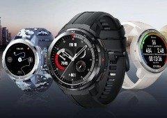 Honor Watch GS Pro apresentado oficialmente! Um smartwatch preparado para as adversidades