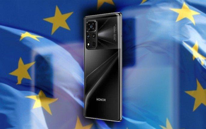 Honor V40 Europa