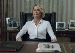 House of Cards. O início do fim da série da Netflix começa a 2 novembro