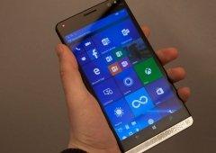 HP preferiu o Windows Mobile ao Android por razões de segurança
