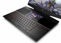 HP Omen X 2S: chegou o primeiro portátil gaming com dois ecrãs
