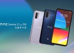 HTC Desire 21 Pro é a nova aposta da fabricante no segmento gama-média