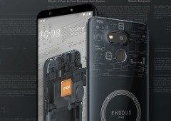 HTC Exodus 1s é a segunda aposta (errada) da marca no mundo das criptomoedas