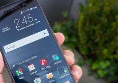 O novo HTC One M10 em pleno