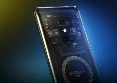 HTC poderá tentar salvar-se com um smartphone Android One