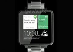 Smartwatch da HTC volta a ser falado com lançamento em abril