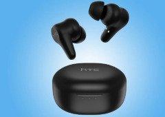 HTC True Wireless Earbuds Plus reproduzem música durante 86 horas seguidas