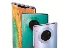 Huawei afirma que série Mate 30 vendeu 100 mil unidades online em 1 minuto