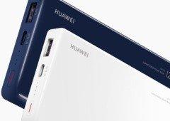 Huawei anuncia Power Bank capaz de carregar um computador portátil!