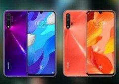 Huawei apresenta série de telemóveis Nova 5 incluindo modelo com Kirin 810