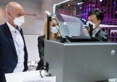 Huawei apresenta tecnologia HUD AR para transformar o para-brisas nos carros elétricos