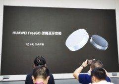 Huawei apresentou uma nova coluna bluetooth que vais poder levar no bolso!