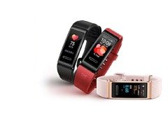 Huawei Band 4 Pro é oficial! Eis a nova concorrente à Xiaomi Mi Band 4